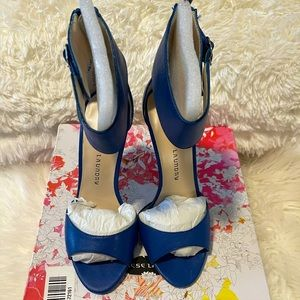 Chinese laundry faux leather sandals